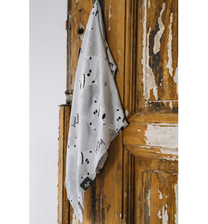 Bamboo Muslin Square (Dogs)