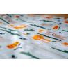 Kocyk Minky (Las Pomarańczowy) 77cm x 100cm