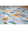 Minky Fleece Blanket (Forest)