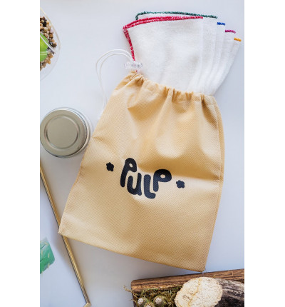 Bamboo Washcloths 5-pack