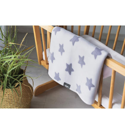 Soft Fleece Baby Blanket...