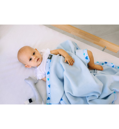 Soft Fleece Baby Blanket...