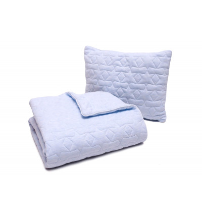 Cotton Quilted Duvet and...