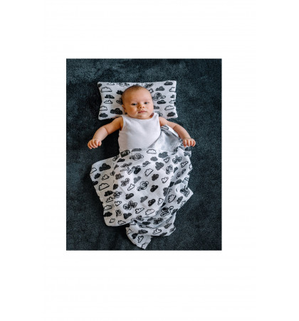 Cotton Muslin Baby Pillow...
