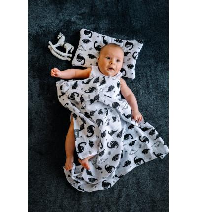 Cotton Baby Muslin Pillow...