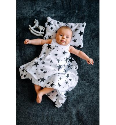 Cotton Muslin Baby Pillow...