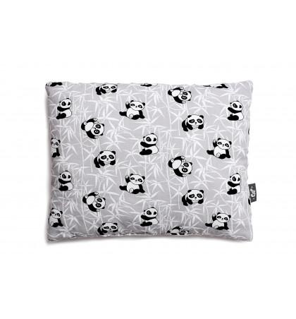 Poduszka Minky  (Pandy)
