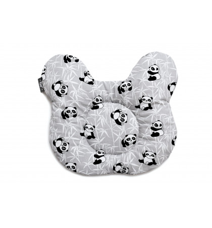 Poduszka Minky  (Pandy Misio)