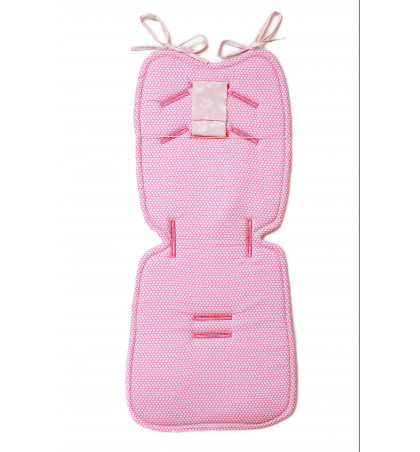 Stroller Insert (Pink)