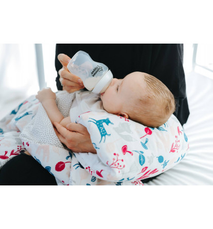 Arm pillow for baby (Animals)
