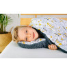 Minky Fleece Blanket 110cm...