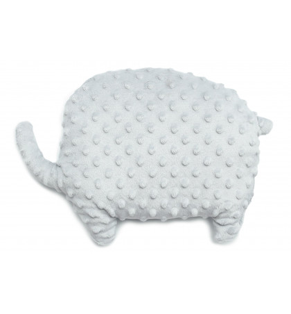 Minky elephant pillow ( the...