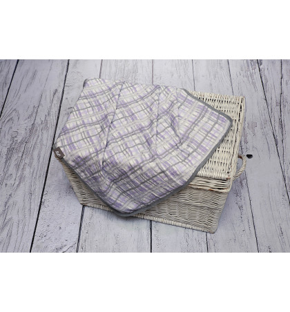 Bamboo Muslin Baby Blanket