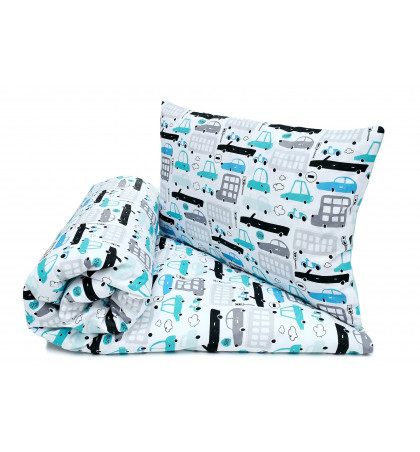 cotton pillowcase Cars