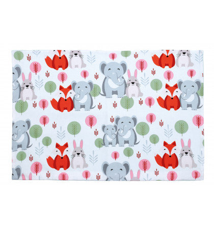 cotton pillowcase  Elephant