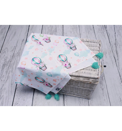 Cotton swaddle Ballons