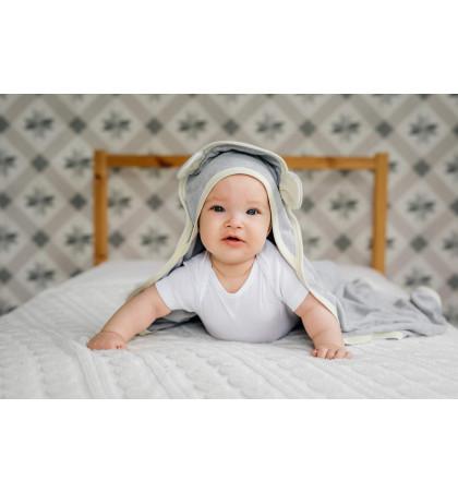 Bamboo Hooded Baby Towel...