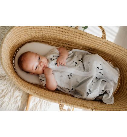 Bamboo Muslin Baby Sleeping...