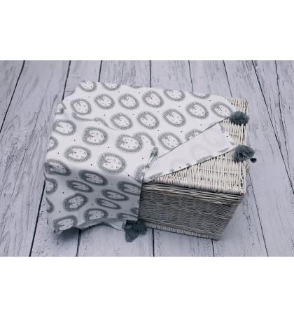 Cotton swaddle Hedgehogs