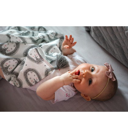 Cotton swaddle Hedgehogs