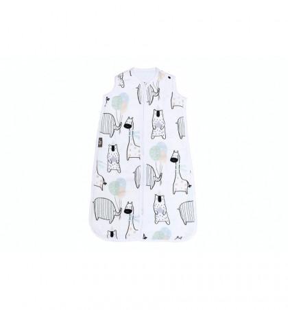 Śpiworek Bambusowy- Żyrafki